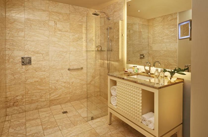 Panama - Global Hotel - Salle de bains