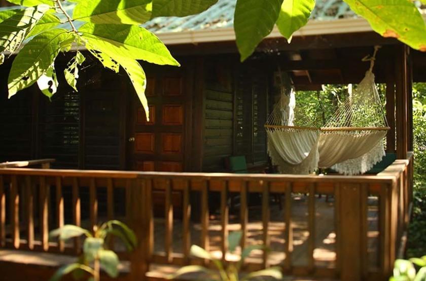 Honduras - Pico Bonito Lodge - Hamac