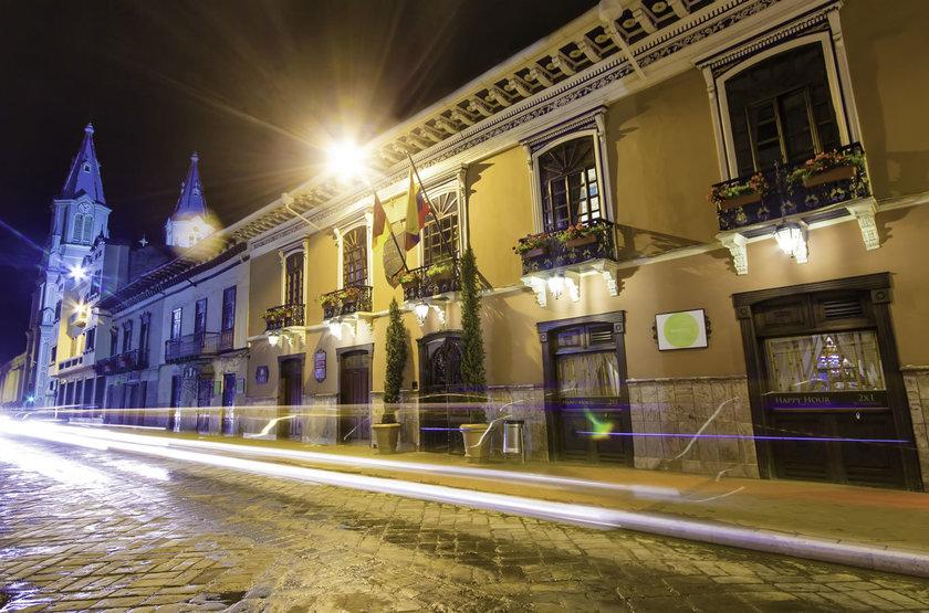 Santa Lucia Hotel Cuenca, Equateur, extérieur