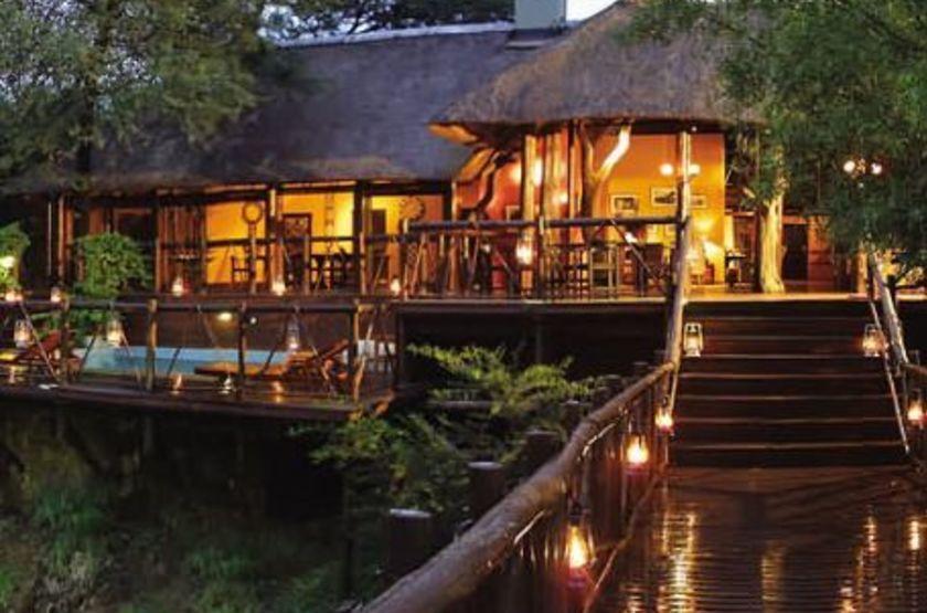 Hluhluwe River Lodge, Afrique du Sud, extérieur