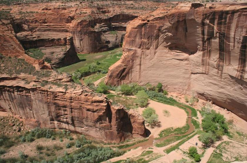 Thunderbird Lodge, Canyon de Chelly, Etats Unis