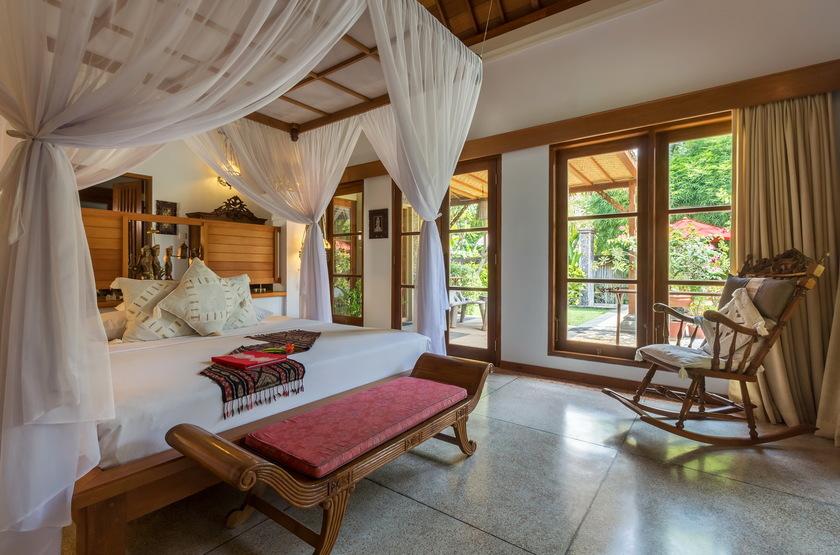 Taman Sari Bali Cottages, Bali, Indonésie