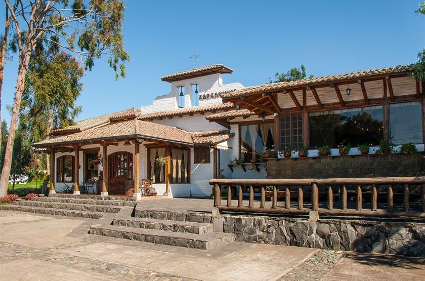 Hacienda Abraspungo, Riobamba, Equateur, extérieur