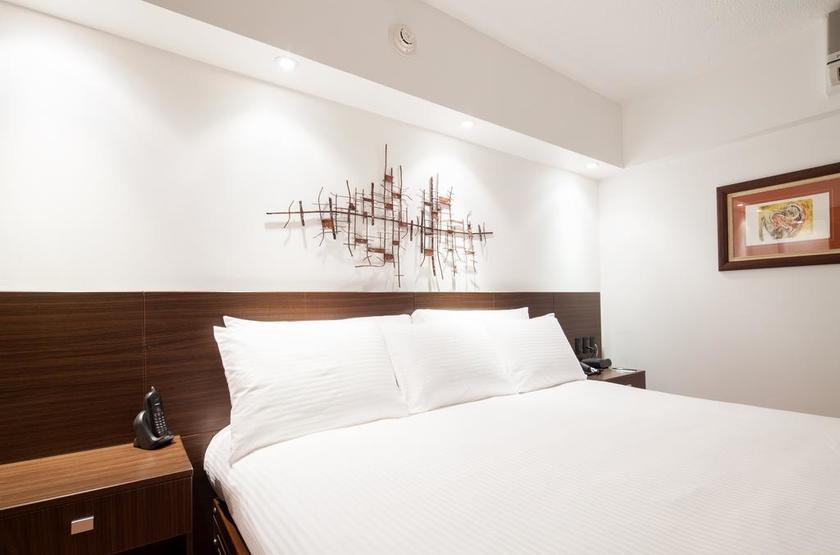 Costa Rica - Hotel Presidente - Chambre