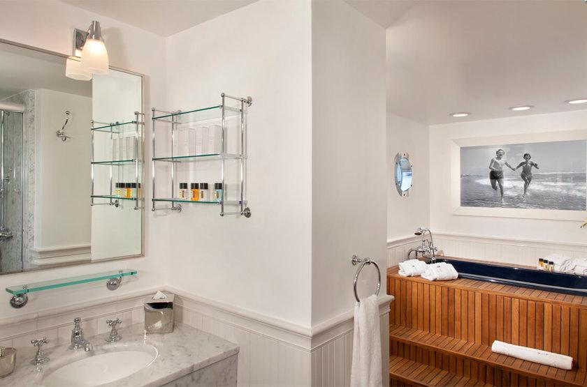 Mr C Beverly Hills, Los Angeles, Etats Unis, salle de bains