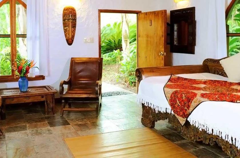 Chaa Creek Lodge, San Ignacio, Belize, macal suite