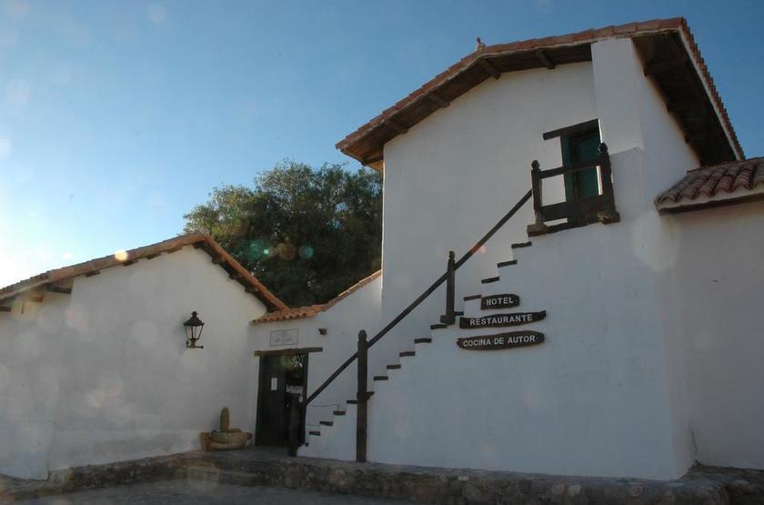 Argentine - Hacienda de Molinos - Vue extérieure