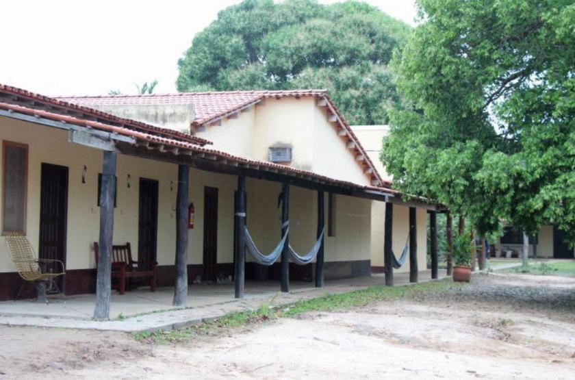 Brésil - Fazenda Pouso Alegre - Vue extérieure