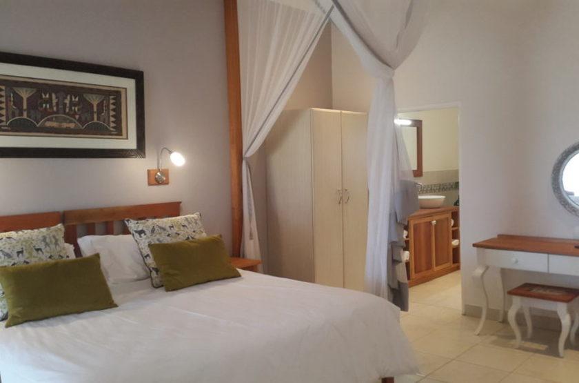 Batonka Guest Lodge, Victoria Falls, Zimbabwe, chambre