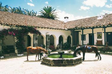 Hacienda pinsaqui listing