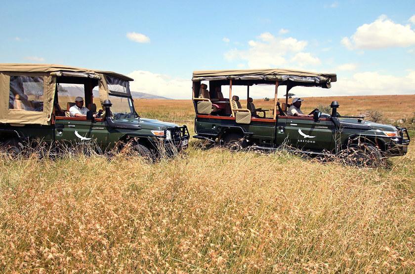 &Beyond Bateleur Camp, Masai Mara, Kenya, safaris
