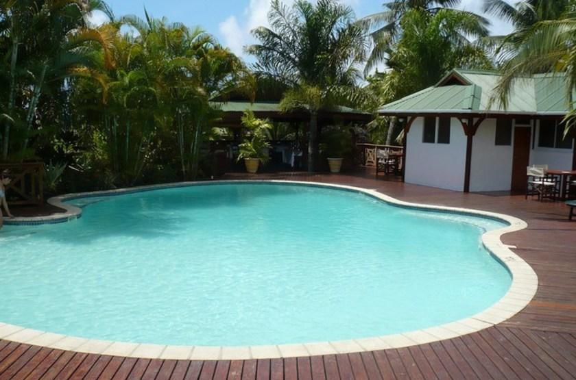 Le Jardin des Palmes, Mahé, Seychelles, piscine