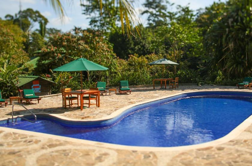Honduras - Pico Bonito Lodge - Piscine