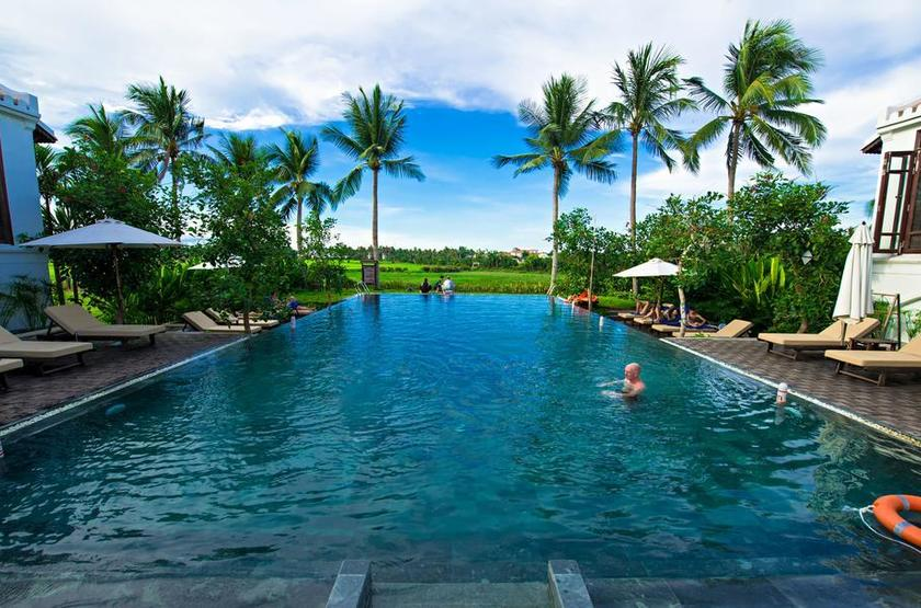 Vietnam - Ancient House Resort - Piscine