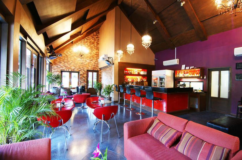 Thaïlande - Laluna Hotel - bar restaurant