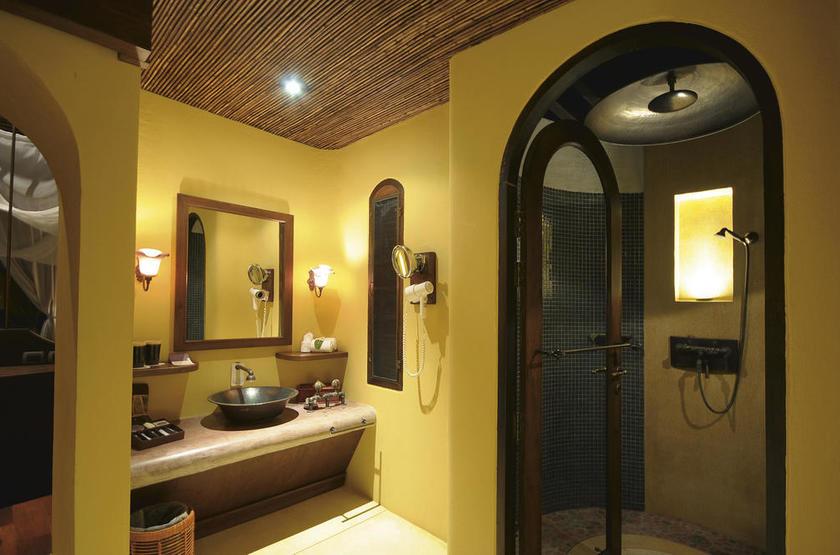 Thaïlande - Paradee Resort - Salle de bains