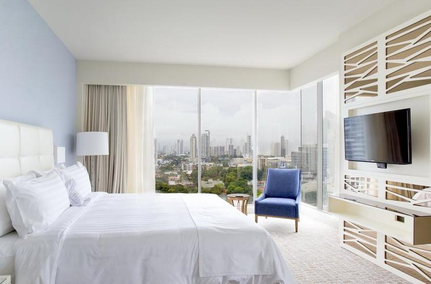 Panama - Global Hotel - Suite