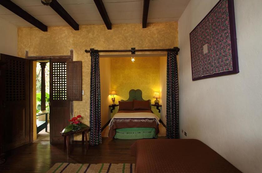 Guatemala - La Posada - Chambre