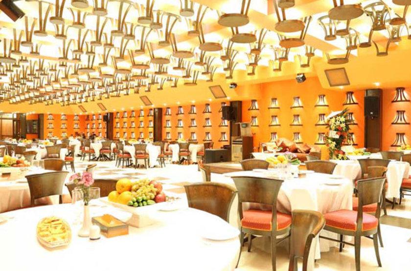 Ferdowsi International Grand Hotel, Téhéran, Iran, restaurant