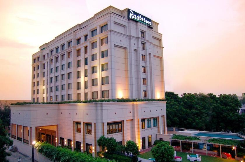 Inde - Radisson Hotel Varanasi - Vue extérieure