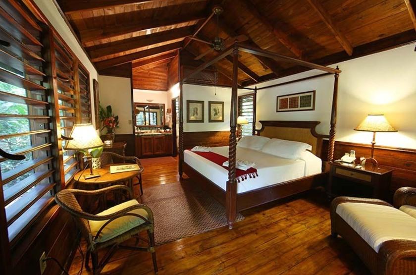 Honduras - Pico Bonito Lodge - Chambre