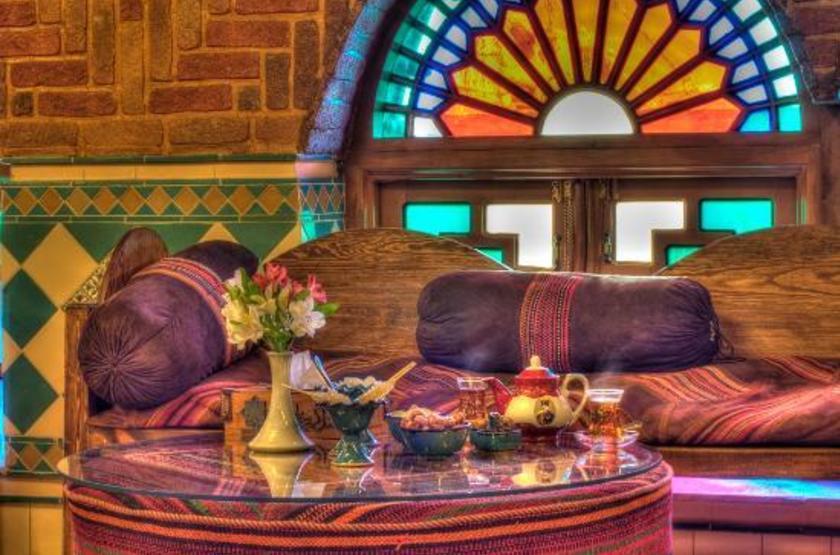 Karim Khan, Shiraz, Iran, salon