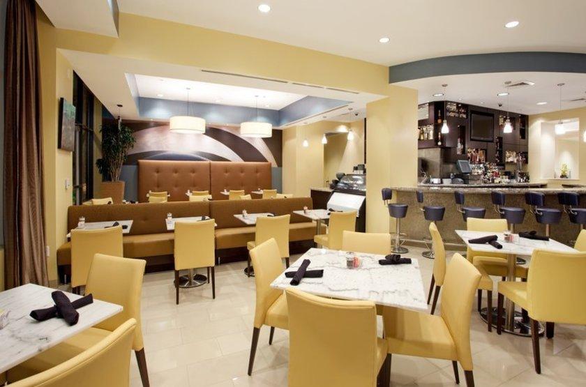 Indigo Hôtel, Baton Rouge, Etats Unis, restaurant