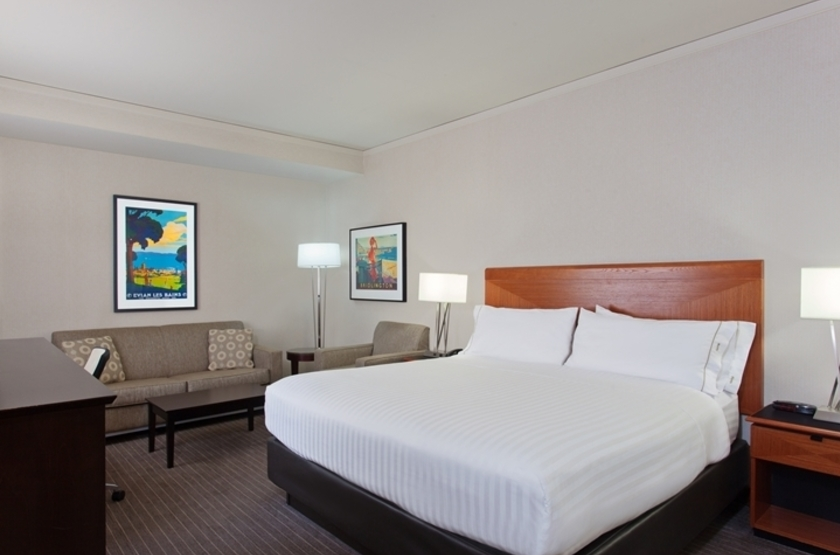 Holiday Inn Fisherman Wharf, San Francisco, Etats Unis, chambre