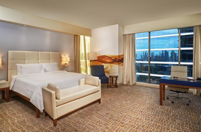 Panama - Global Hotel - Chambre