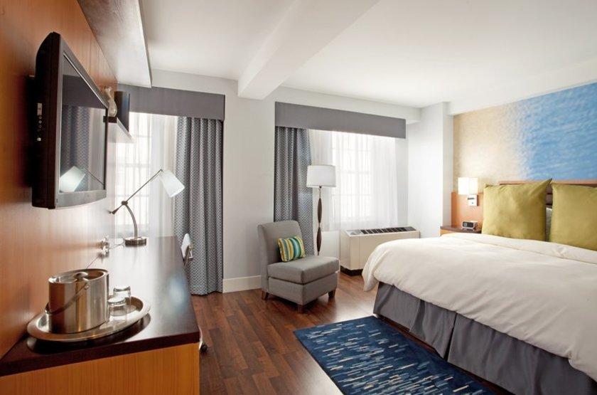 Indigo Hôtel, Baton Rouge, Etats Unis, chambre