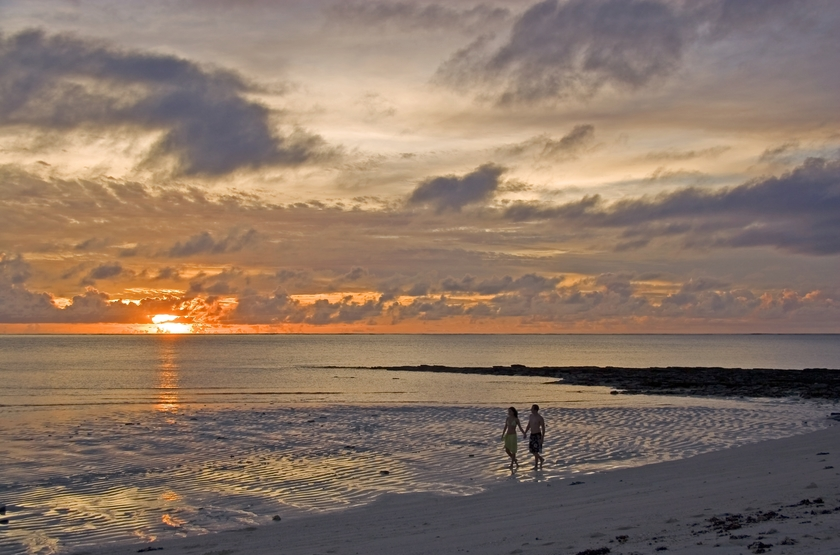 Medjumbe Island Resort, Quirimbas, Mozambique, sunset