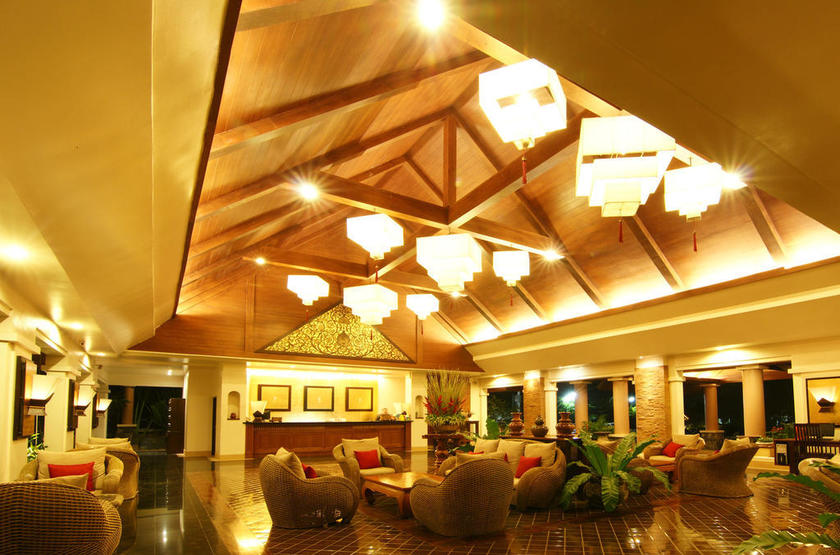 Thaïlande - Laluna Hotel - Salon