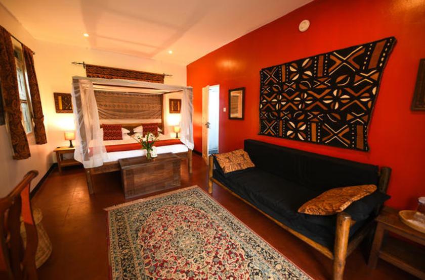 Bome Guest house, Ouganda, chambre