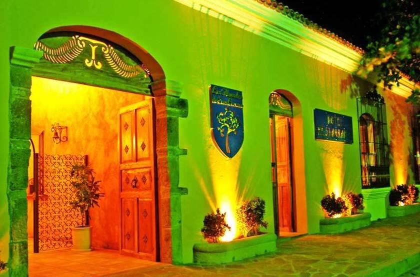 Los Almendros de San Lorenzo, Suchitoto, Salvador, extérieur
