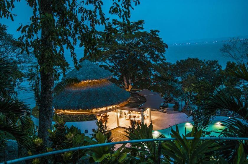 Guatemala - Hotel Bolontiku - Vue extérieure