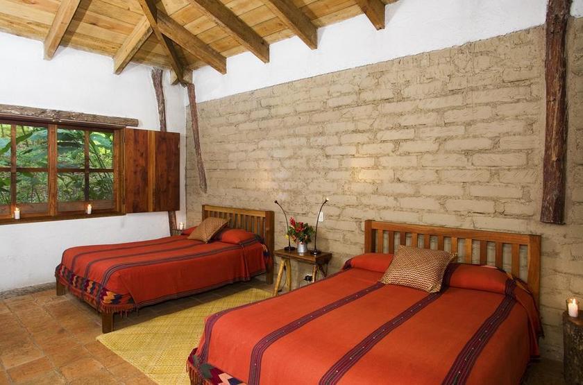Honduras - Hacienda San Lucas - Chambre