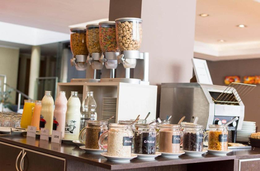 Argentine - Hotel Piren - Buffet