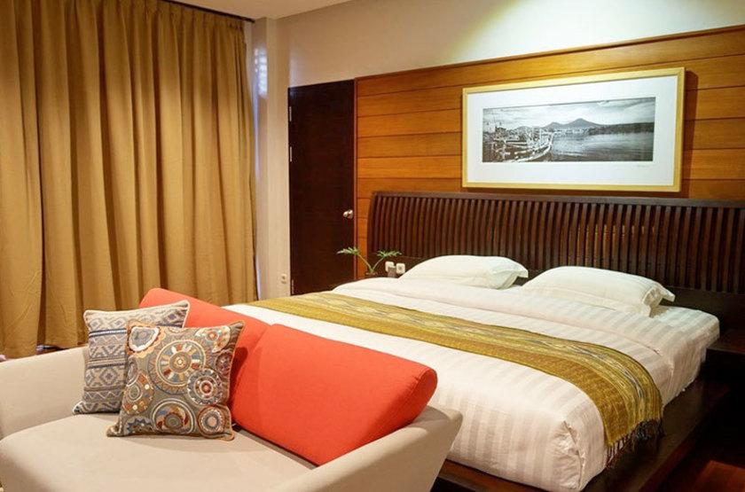 Indonésie - Jiwa Jawa Resort Ijen - Chambre