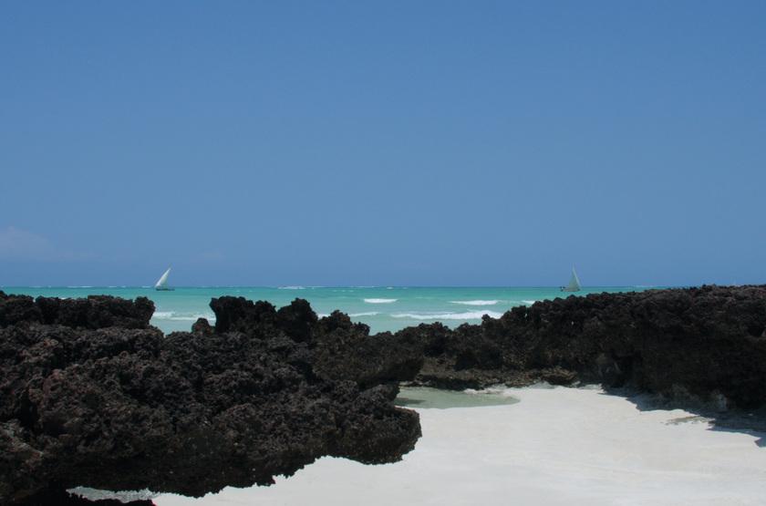 Coral Lodge, Reserve de Varanda, Mozambique
