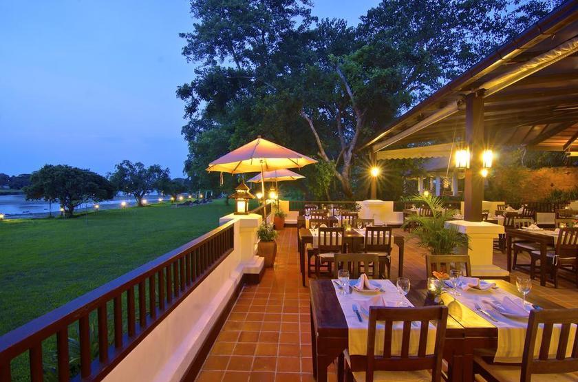 Thaïlande - The Legend - Restaurant extérieur