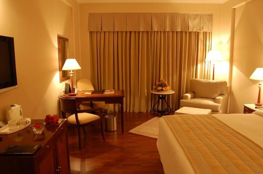 Inde - Radisson - Chambre