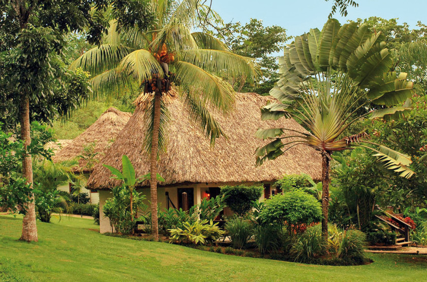 Chaa Creek Lodge, San Ignacio, Belize, cottage