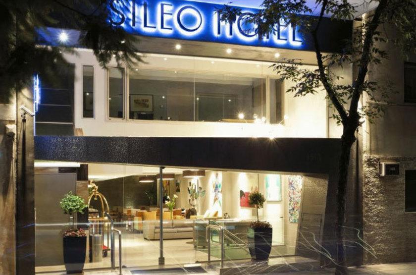 Argentine - Sileo Hotel - Vue extérieure