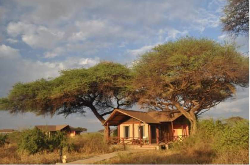 Kilima Safari Camp, Amboseli, Kenya, tente