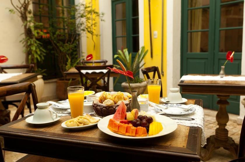 Brésil - Villa Bahia - Restaurant
