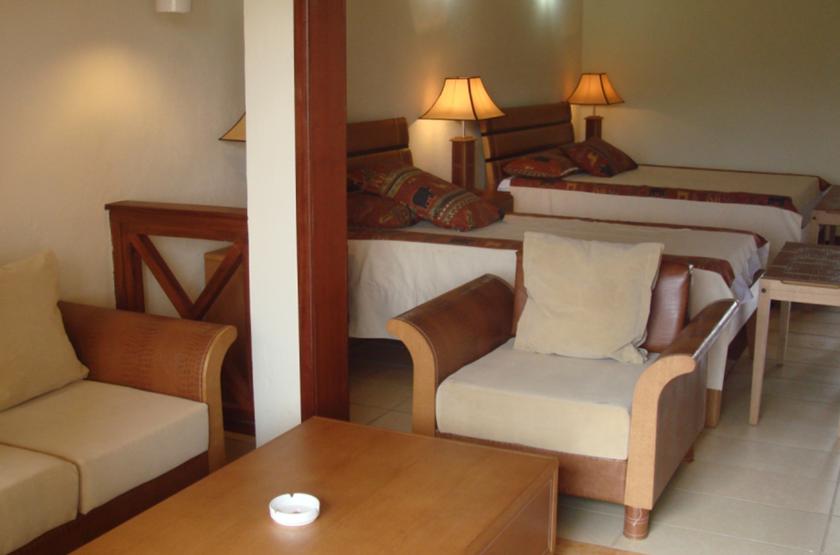 Kilima Safari Camp, Amboseli, Kenya, chambre lodge