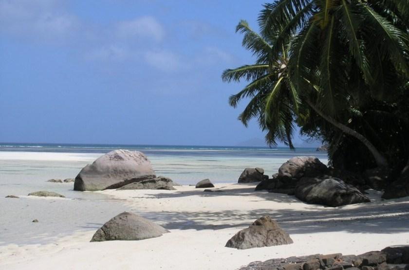 Le Jardin des Palmes, Mahé, Seychelles, plage
