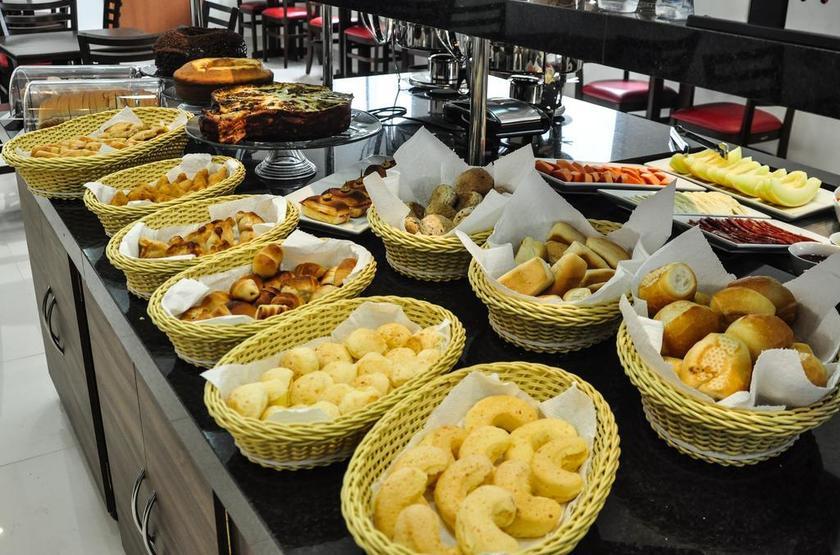 Brésil - Hotel Taina - Buffet