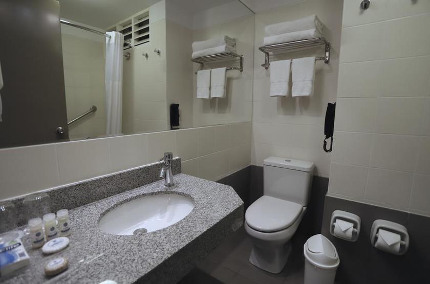 Pérou - Casa Andina Select Chiclayo - Salle de bains