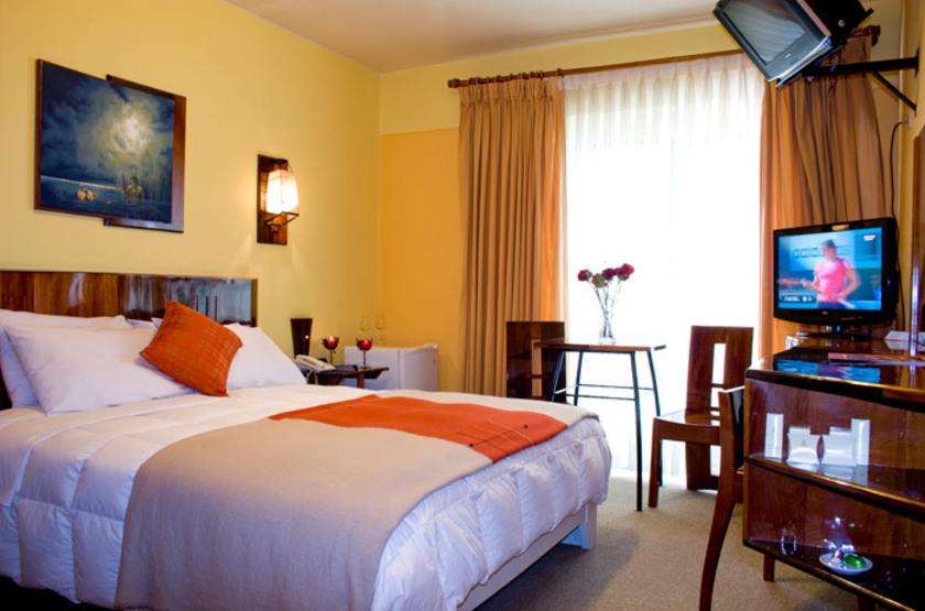Pérou - Royal Inn - Chambre